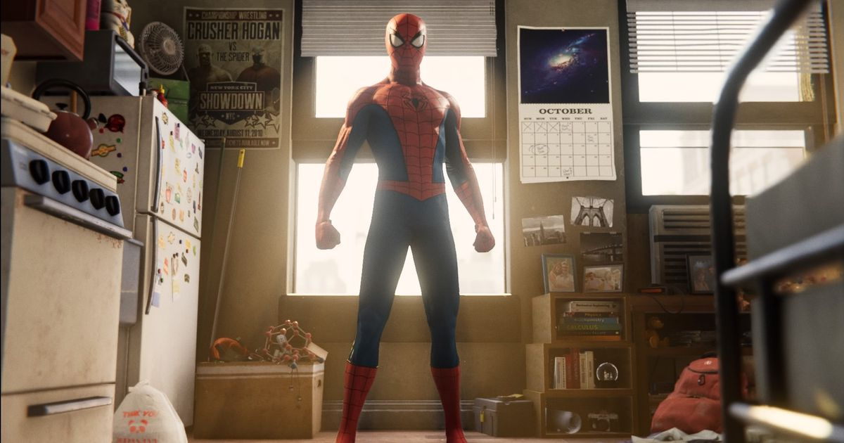 Why the Peter Parker of 'Marvel's Spider-Man' is my new boyfriend