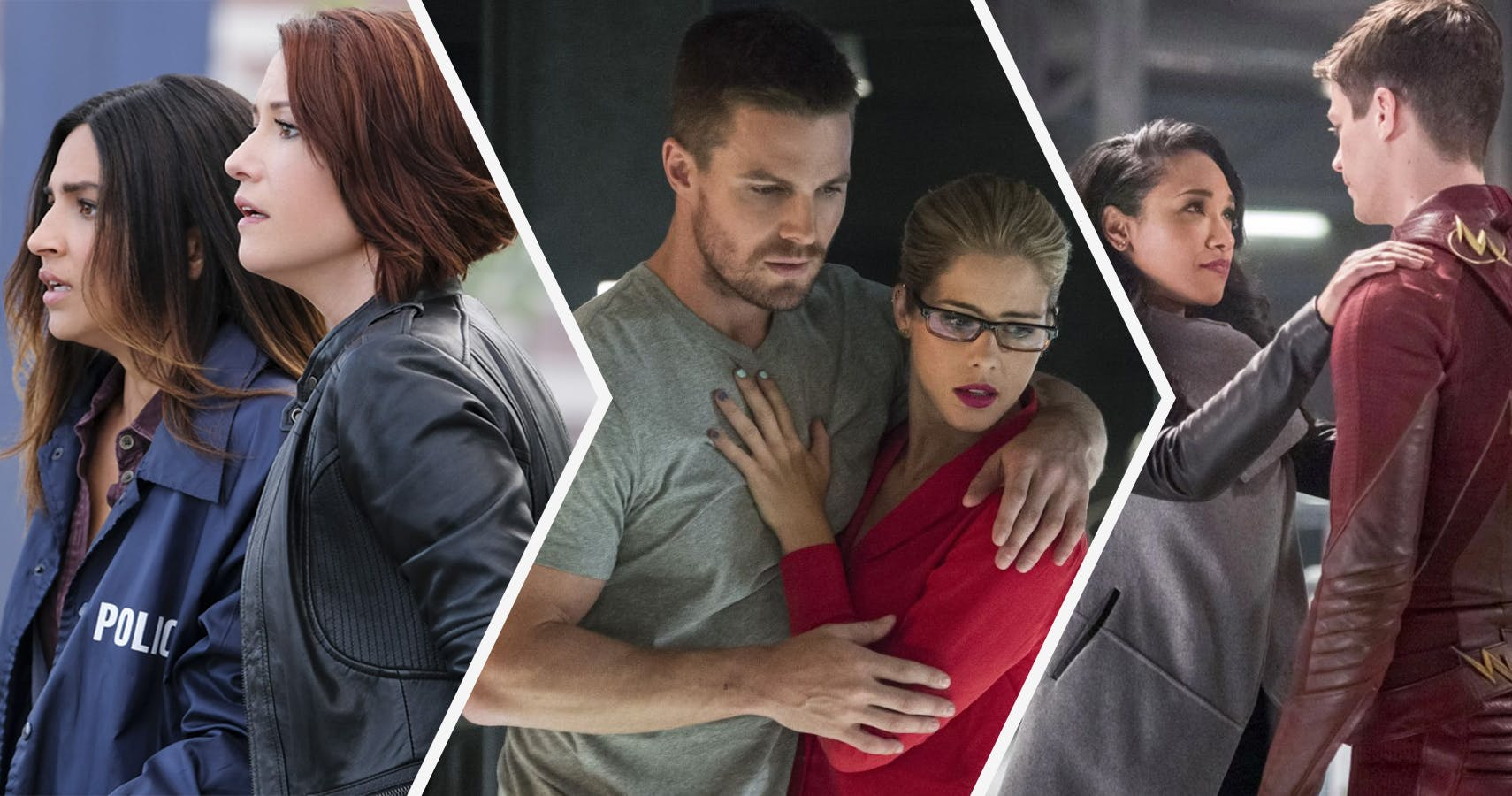 10 Arrowverse Couples Fans Were Rooting For (And 10 That Are Hard To Cheer)