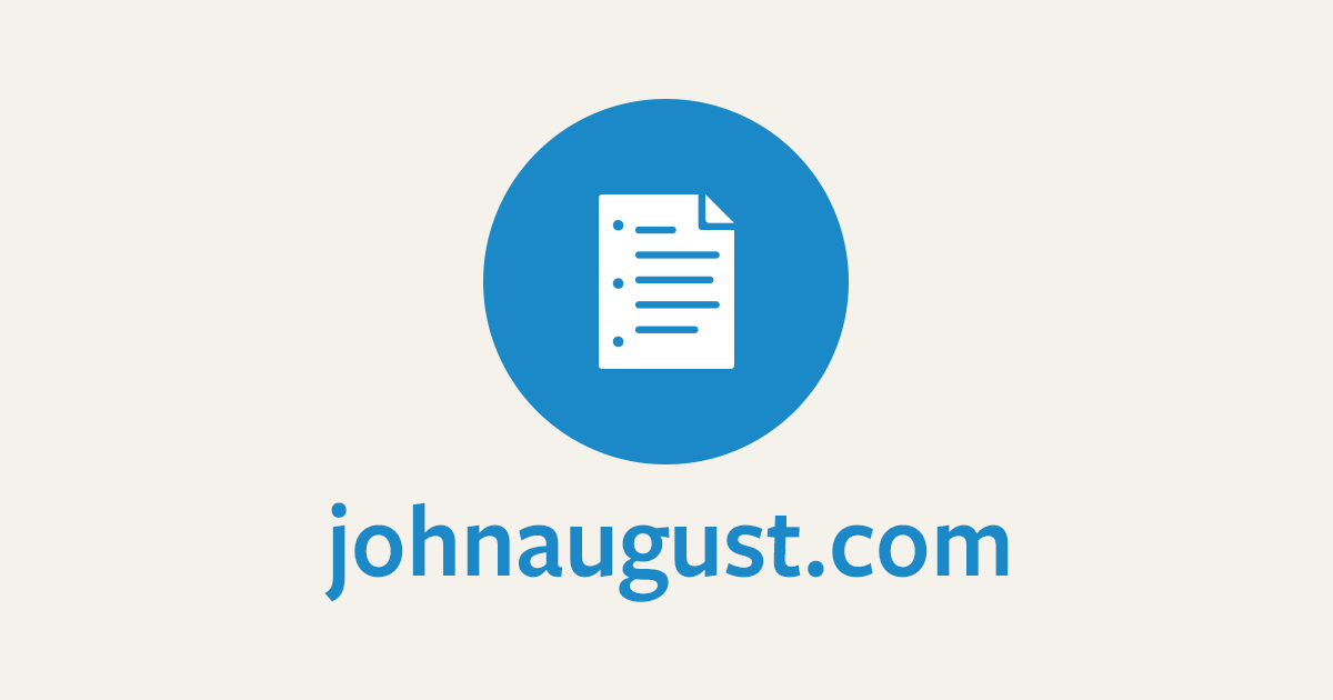 Scriptnotes, Ep 367: One Year Later — Transcript