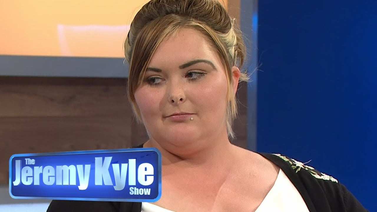 Woman Outraged That Her Boyfriend Paid to Get Another Woman's Nails Done   The Jeremy Kyle Show