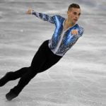 Adam Rippon on Quiet Starvation in Men's Figure Skating