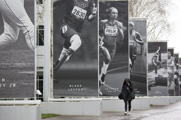 At Nike, Revolt Led by Women Leads to Exodus of Male Executives