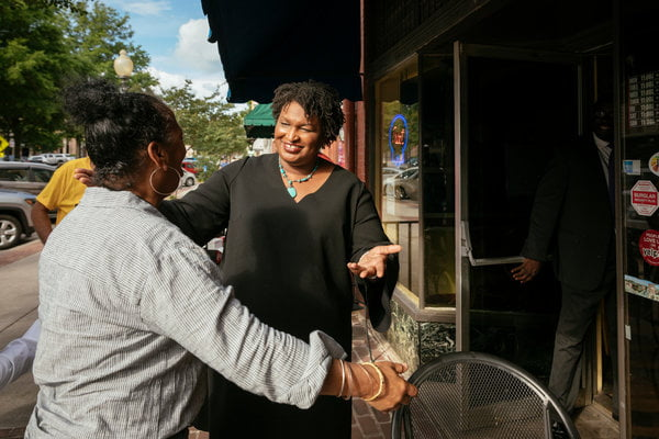 Stacey Abrams Didn't Play It Safe. Neither Do These Female Candidates.