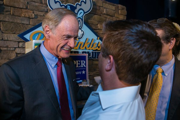 Another Democratic Ambush? Not in Delaware, as Carper Rebuffs Outsider's Bid