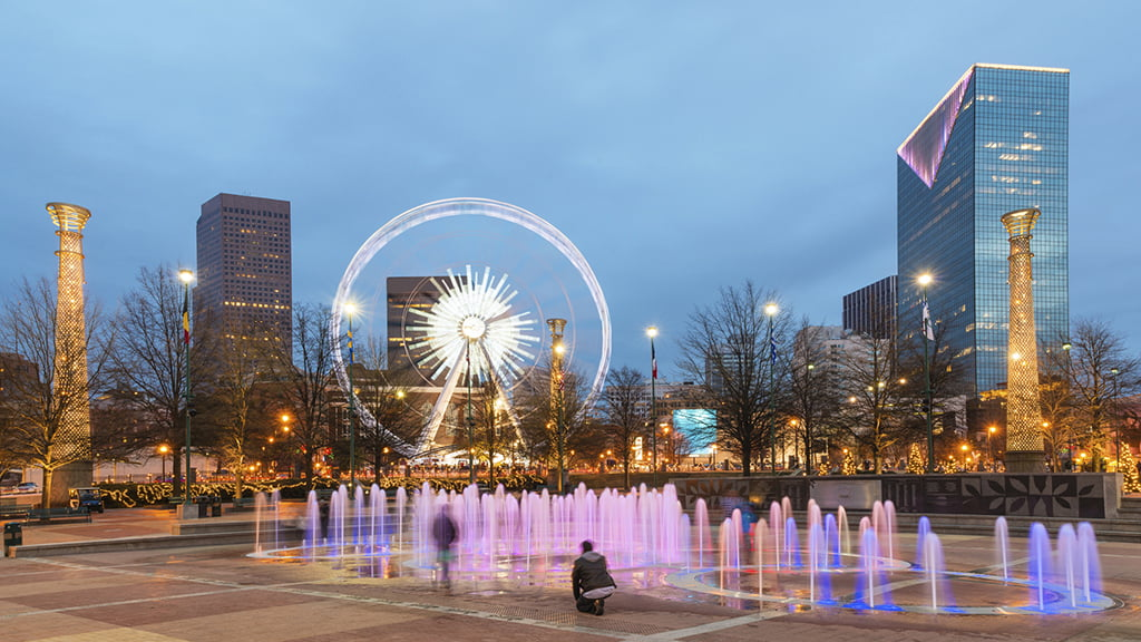 More Top Brokers Join Rockefeller in Atlanta