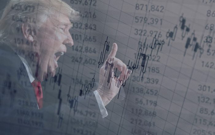 Trump Tariffs Vex Investors; Here's the Proof