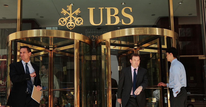 UBS Seeks More Deals Among Billionaires Through New U.S. Venture