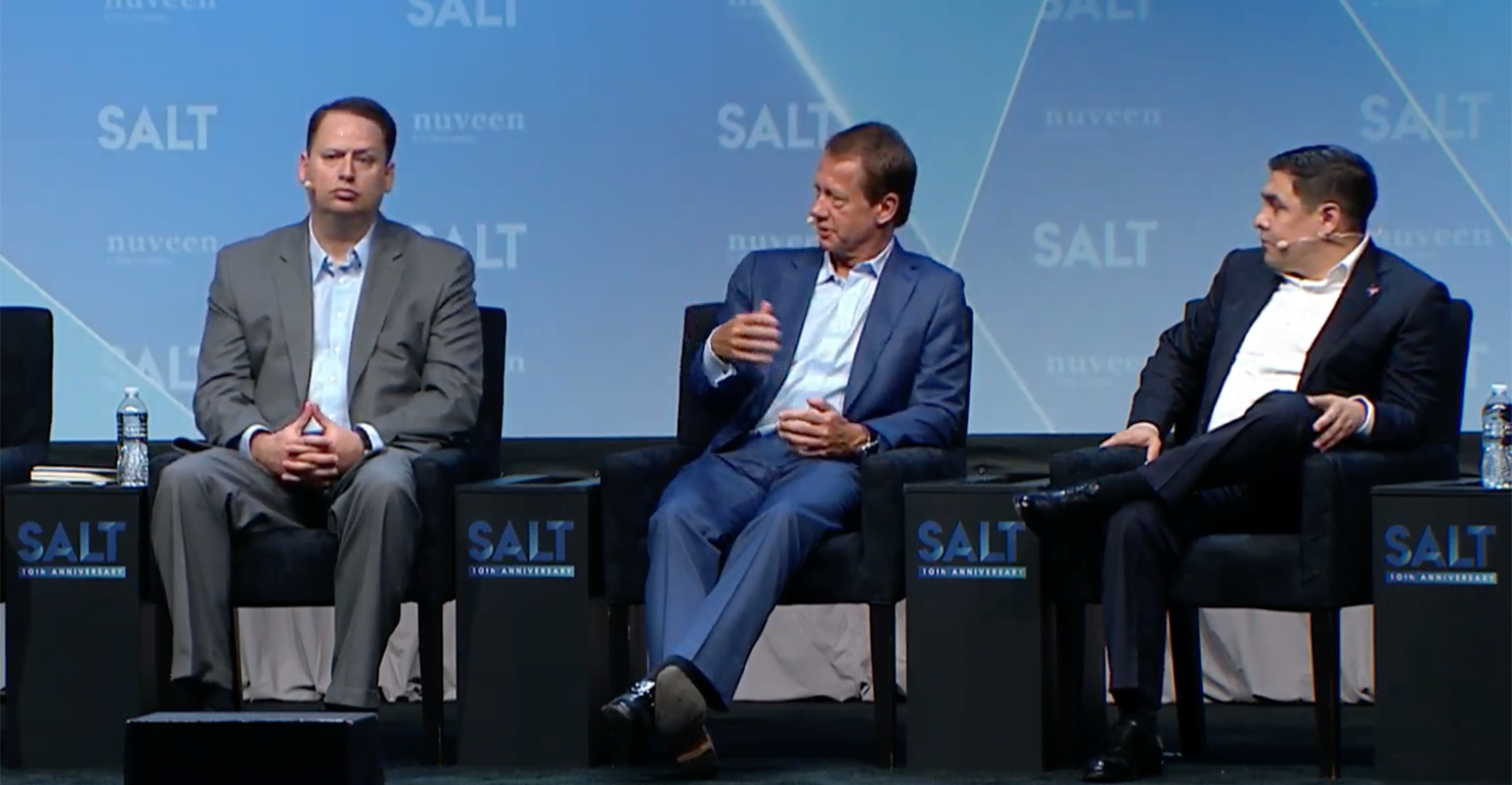 At the SALT Conference: The RIA Market Is Getting Frothy