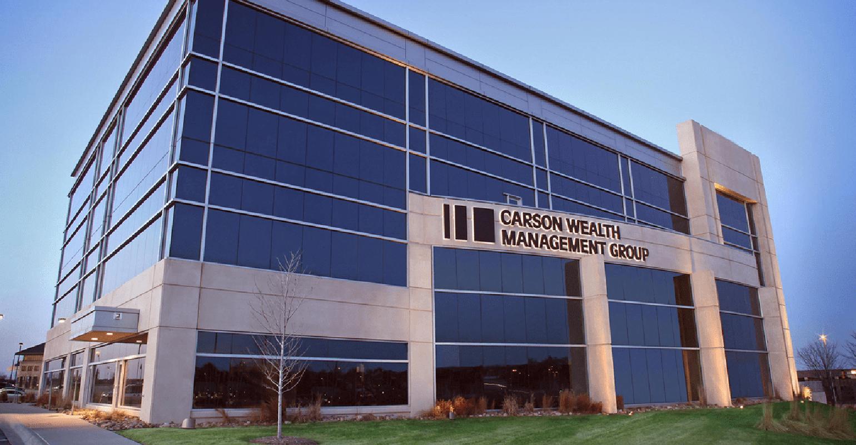 Carson Group Eyes Banking