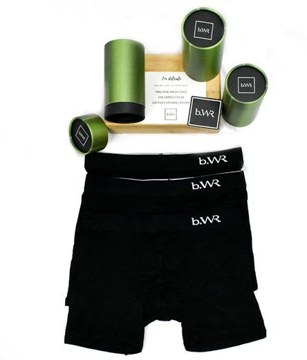 bwr boxer briefs as a Father's Day present