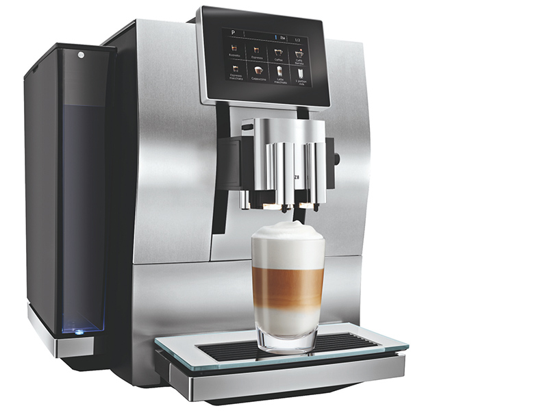 JURA Z8 automatic coffee machine, a perfect gadget to have