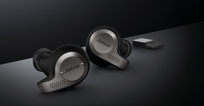 Jabra Evolve 65t UC-Certified true wireless earbuds, a perfect gadget to have
