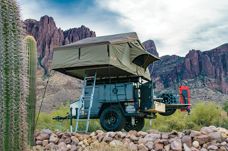 Turtleback Trailer, a perfect gadget to own