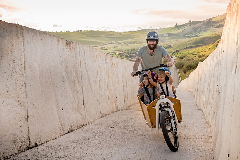 Yuba Bikes Electric Supermarche, perfect gift for Father's Day