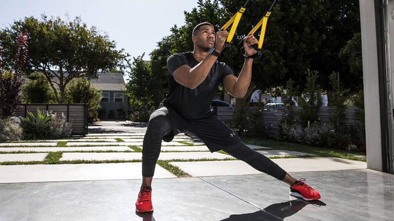 TRX Infinity Gym, a perfect gift for Father's Day