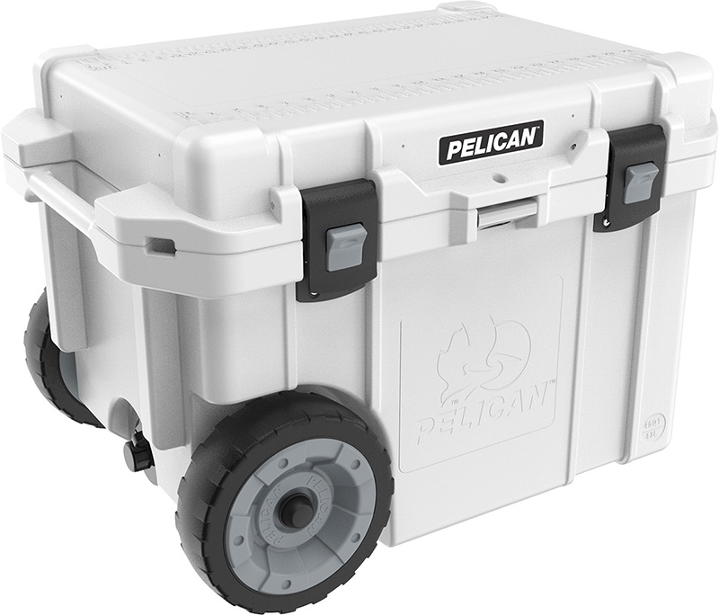 Pelican Elite Wheeled Cooler, perfect gift for Father's Day