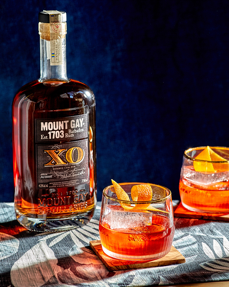 Mount Gay Rum XO, the perfect Father's Day Gift