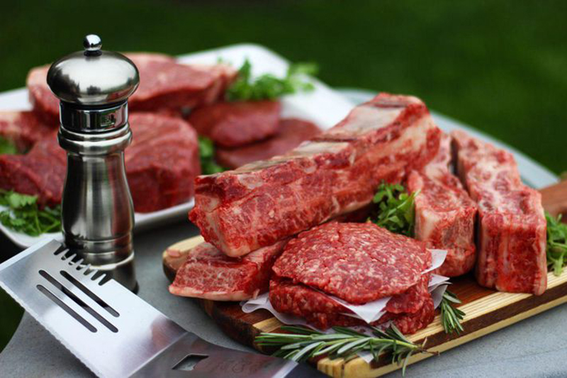 KC Cattle Company Big Daddy Beef Package, perfect for Father's Day