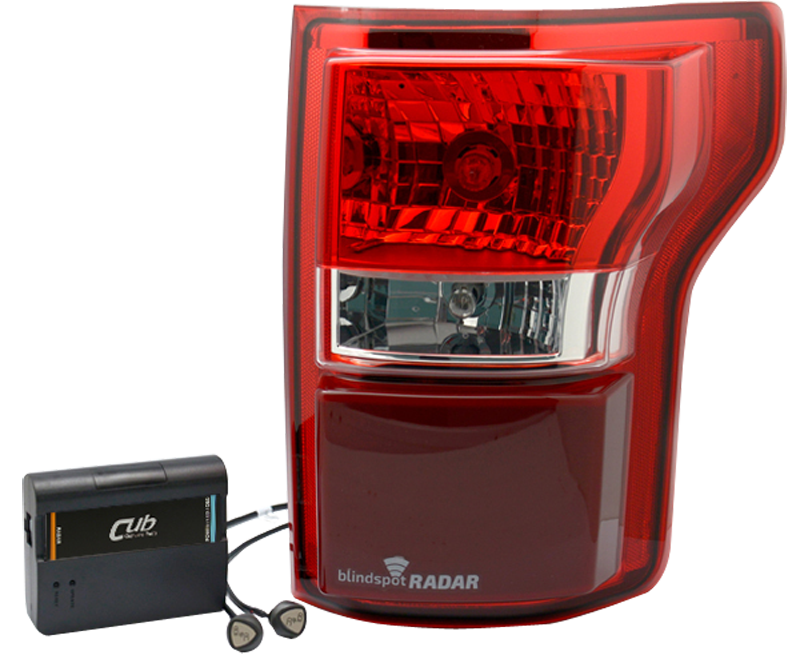 Senzar Tail Light Blind Spot, perfect gift for Father's Day