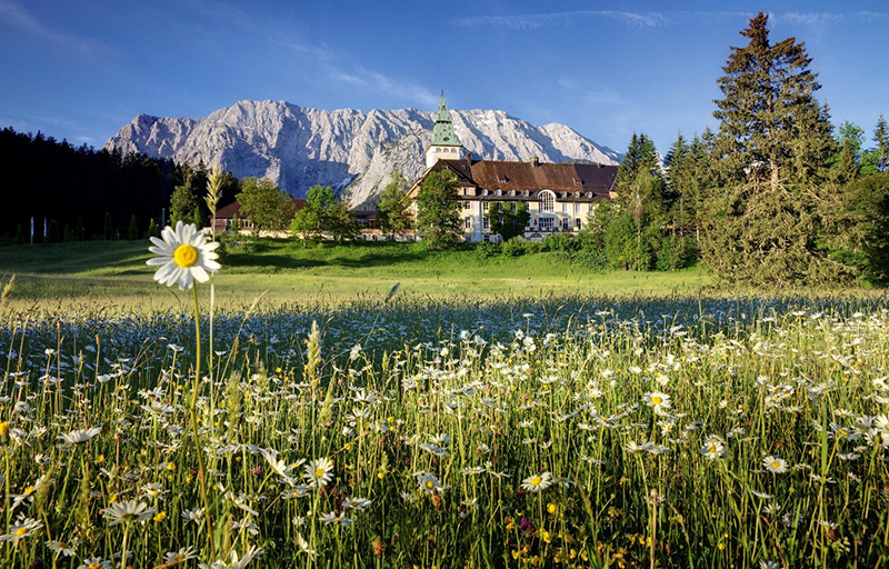 Celebrate Father's Day hiking, soaking and jazz in the Bavarian Alps