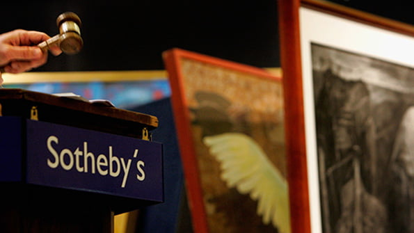 Sotheby's Goes Private: What It Means for the Art Market
