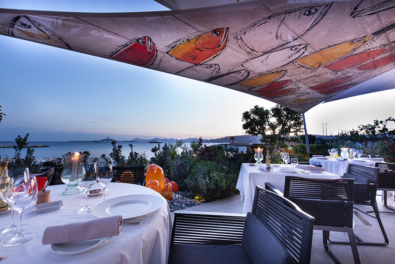 Introducing Les Pêcheurs: The Divine Antibes Restaurant With A Michelin Star