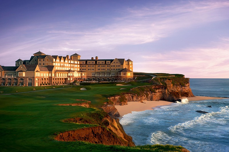 Luxury Golf Resort Tour – Enter The Ritz-Carlton, Half Moon Bay