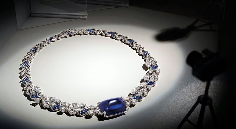 Bvlgari steals the spotlight with the Cinemagia Collection