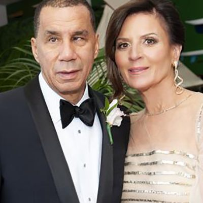 Stifel Advisor Mary Sliwa, Former NY Gov. David Paterson Get Married