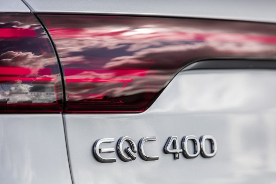 The News on the 2020 Mercedes-Benz EQC 400 4Matic