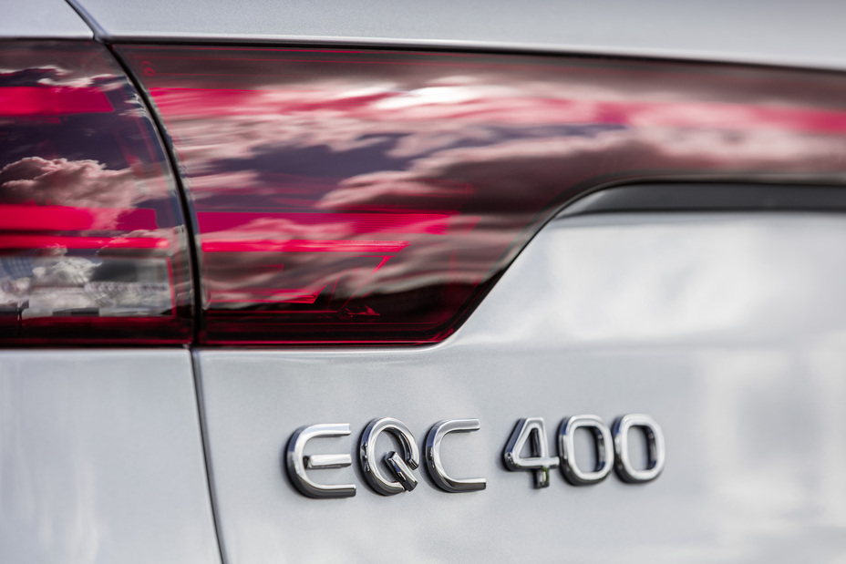 2020 Mercedes-Benz EQC 400 4Matic