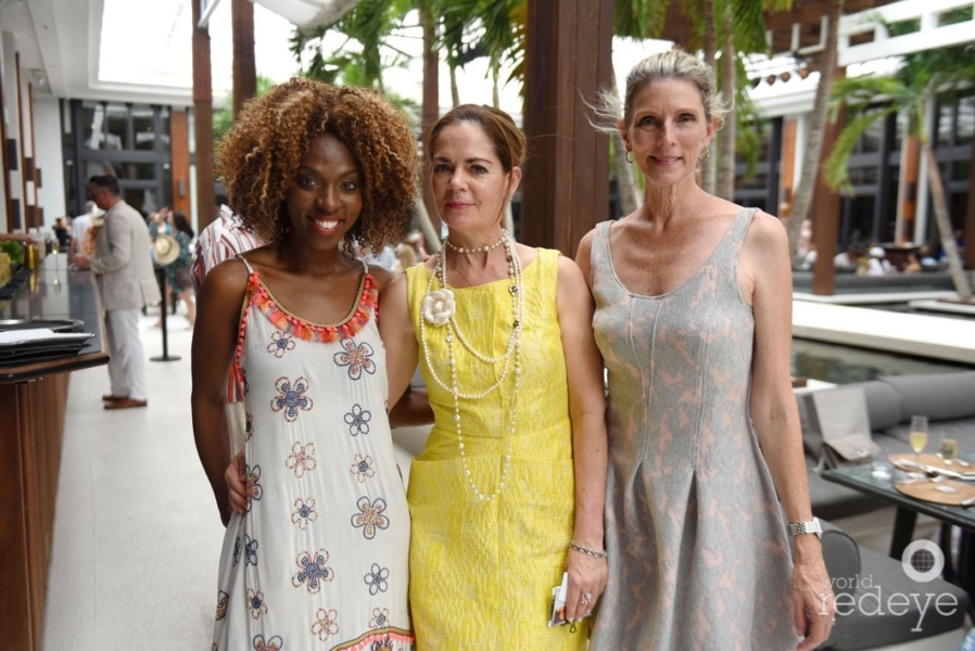 5th Annual Luxe Suite event at the Setai Miami Beach, put together by Nicole Shelley