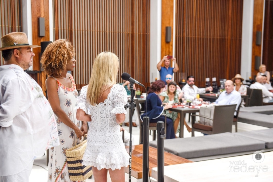 5th Annual Luxe Suite event at the Setai Miami Beach