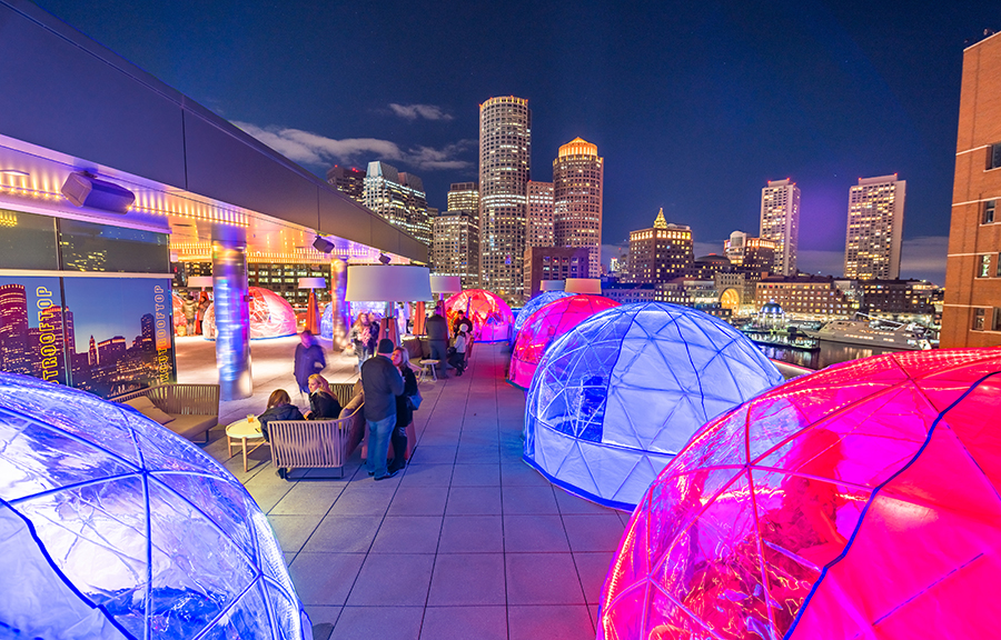 Boston Seaport Presents a Chic and Ultra Elevated Lifestyle Experience