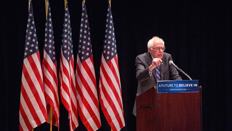 Sanders' Wealth Tax Would Cut Billionaires' Net Worth in Half