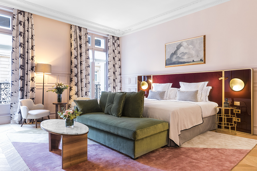 Boutique Hotel in Paris that Makes You Feel at Home