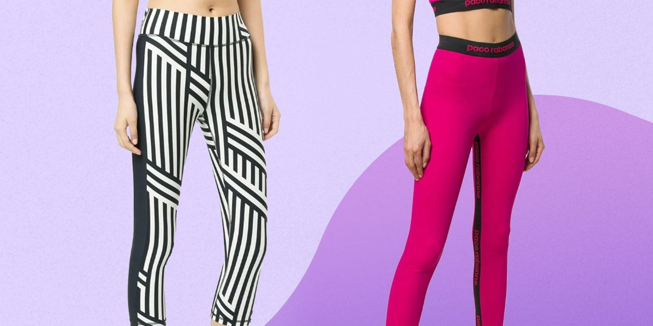 Cute Leggings on Sale at Farfetch 2019