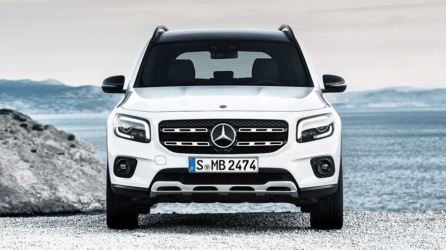 The 2020 Mercedes-Benz GLB boasts high versatility & exceptional safety