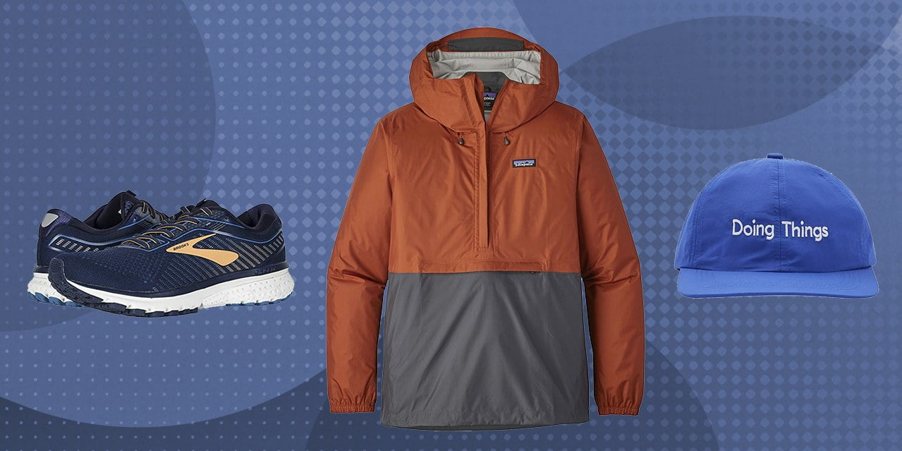31 Gifts for Active Dads, from Bikers to Weight-Lifters
