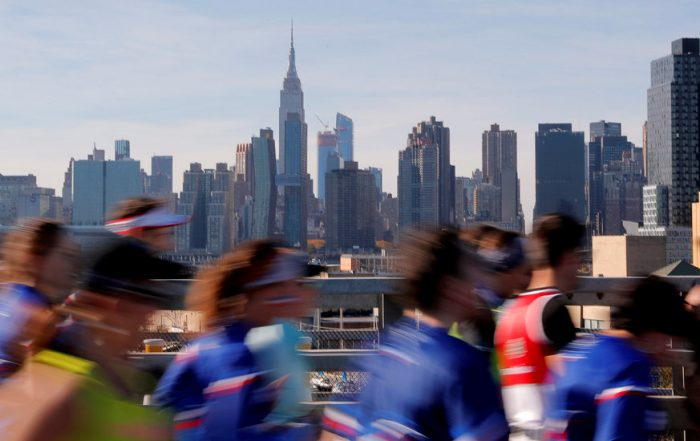 After All the Training, the New York City Marathon Is Here