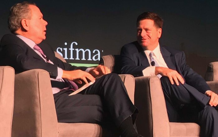 Clayton Touts Reg BI at SIFMA Conference
