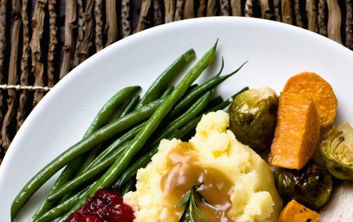 Here's Why I Stopped Making 'Healthy Swaps' at Thanksgiving