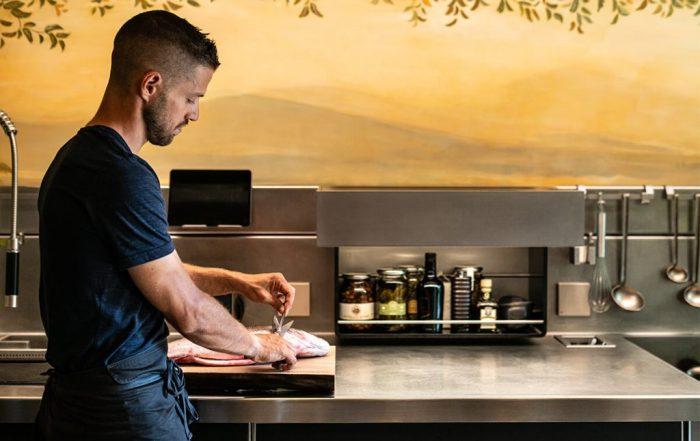 Marrone + Mesubim Launch the Luxurious C3000 Kitchen System