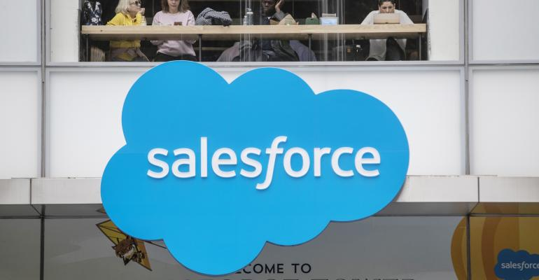 Salesforce Reveals Plans For Voice-In-Business