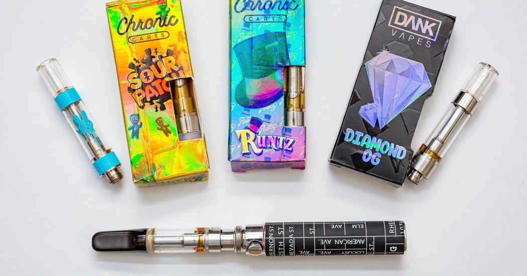 Vaping Illnesses Are Linked to Vitamin E Acetate, C.D.C. Says