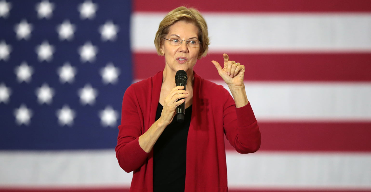 Warren's Wealth Tax Could Drive Billionaires to Funds She Hates