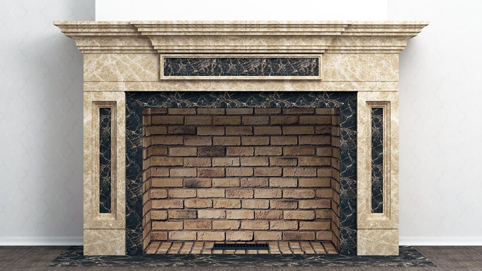 What to Consider to Choose the Perfect Stone for Your Fireplace Mantel