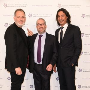 22nd Annual Samuel Waxman Cancer Research Foundation Collaborating for a Cure Gala