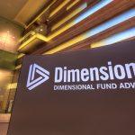 DFA Lowers U.S. Mutual Fund Fees