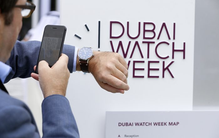 For One Week in November, the Horological Universe Sets its Eyes on Dubai